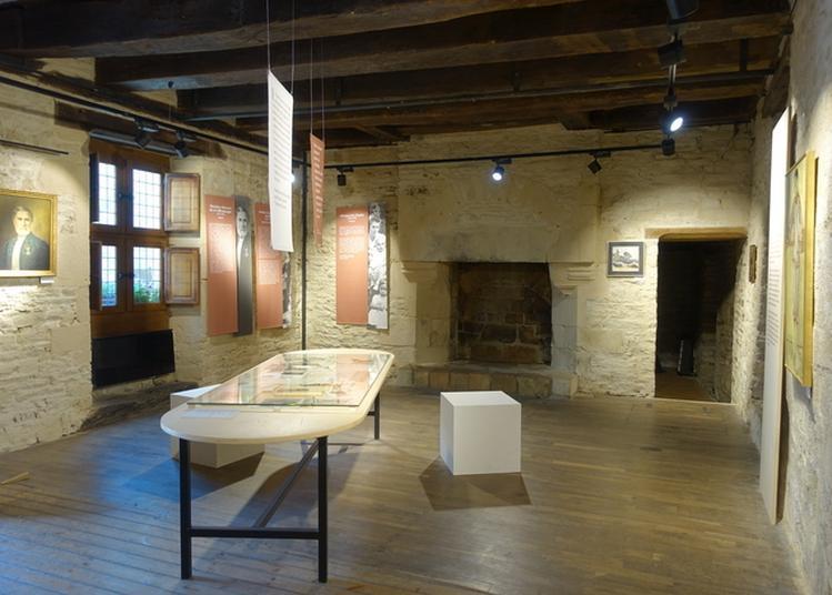 Exposition Cheminements - Xavier Krebs à Quimperle