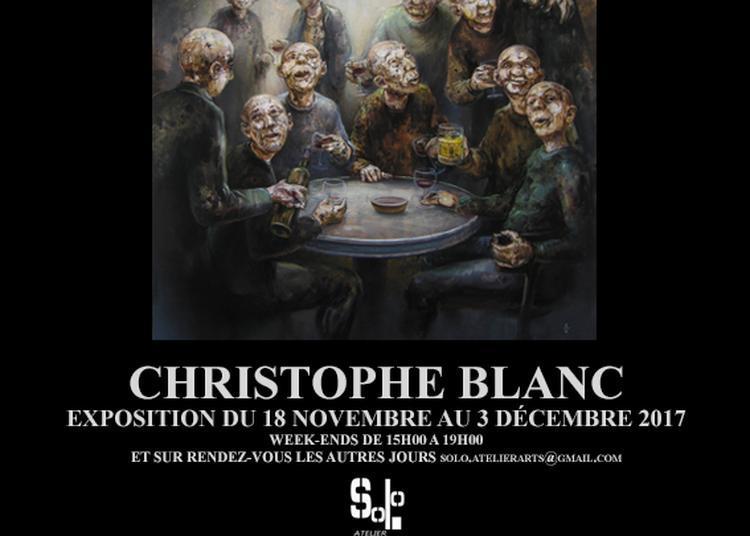 Exposition Christophe Blanc à Saint Leu la Foret