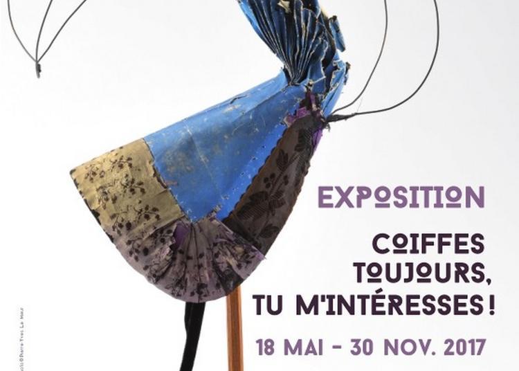 Exposition Coiffes Toujours... Tu M'intéresses ! à Saint Lo