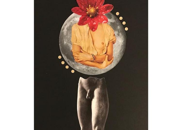 Exposition Collages à La Ferte Milon