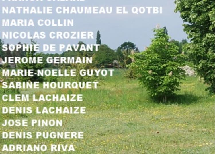 Collective Champ Libre dans le Loiret à Montbarrois