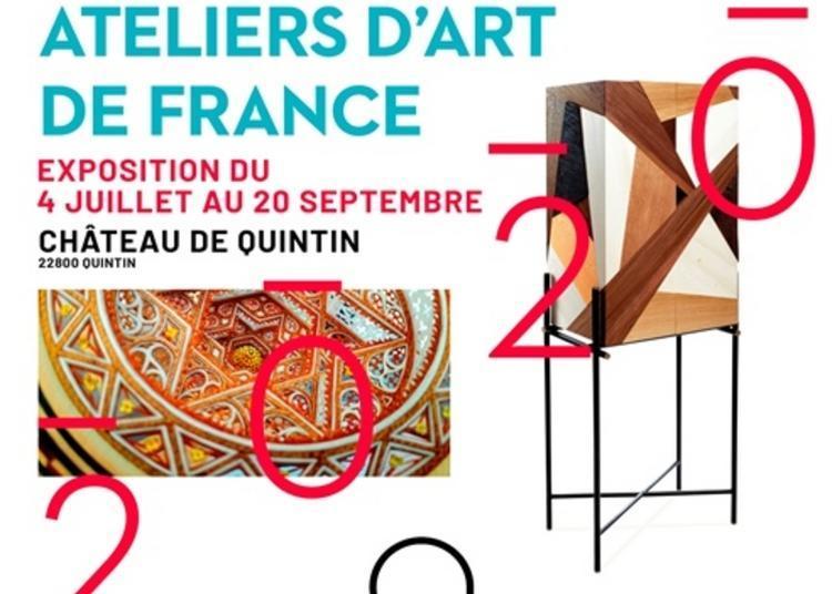 Exposition Concours Ateliers D'art De France - Château De Quintin