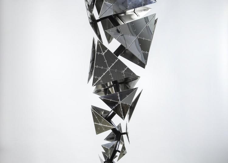 Exposition Conrad Shawcross - Escalations à Le Puy sainte Reparade