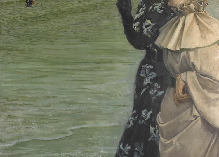 Exposition Crinolines Et Chapeaux : La Mode Au Temps Des Impressionnistes à Notre Dame de Bondeville