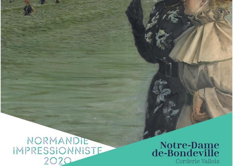 Crinolines Et Chapeaux : La Mode Au Temps Des Impressionnistes Au Musée De La Corderie Vallois à Notre Dame de Bondeville
