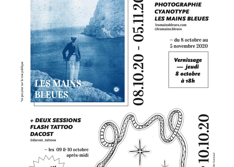 Exposition cyanotypes à Limoges