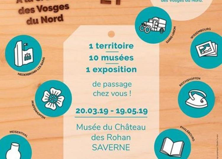 Exposition D'ci Et D'ailleurs : à La Croisée Des Vosges Du Nord à Saverne