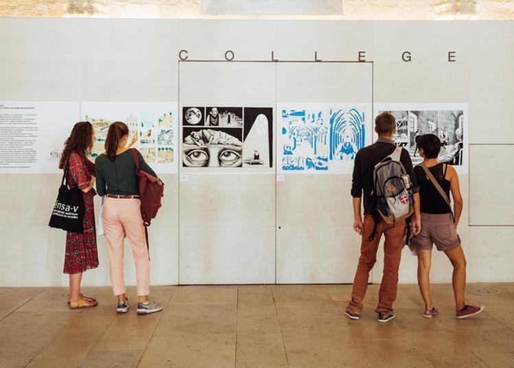 Exposition D'encre Et De Pierre à Paris 5ème