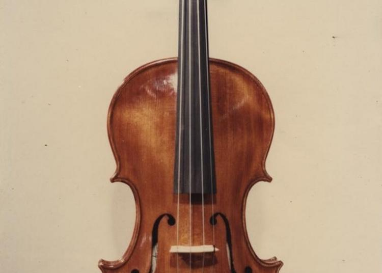 Exposition D'instruments De Lutherie à Sarlat la Caneda
