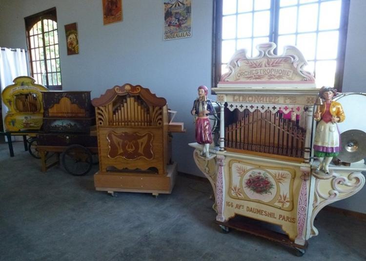 Exposition D'instruments De Musique Mécanique à Oingt