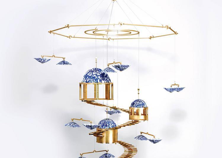 Exposition  D'or Et De Céramique -lignereux, Une (re)naissance à Le Havre