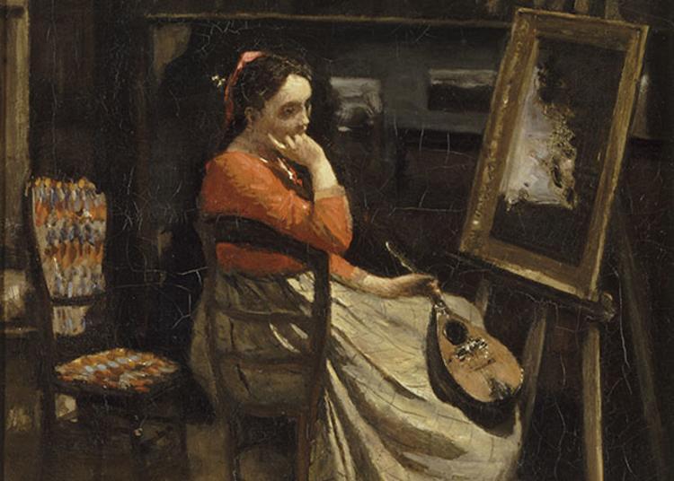 Exposition Dans L'atelier : Monet, Signac, Bonnard... à Vernon