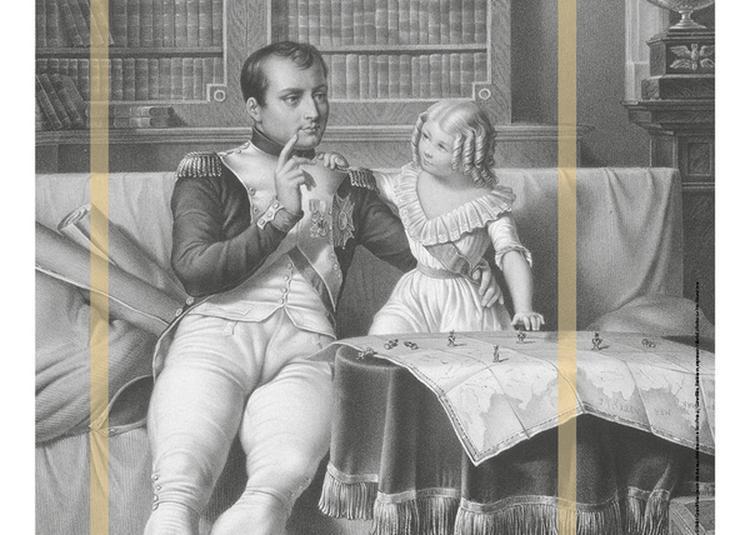Exposition Dans L'intmité D'un Empereur... Napoléon Ier, L'époux, Le Père, L'amant à La Roche sur Yon