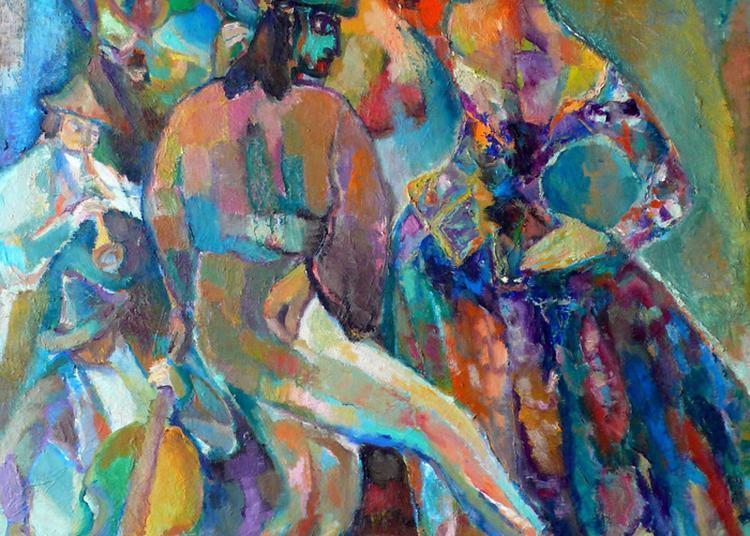 Exposition David Garfinkiel (1902-1970), Peintre à Paris 4ème