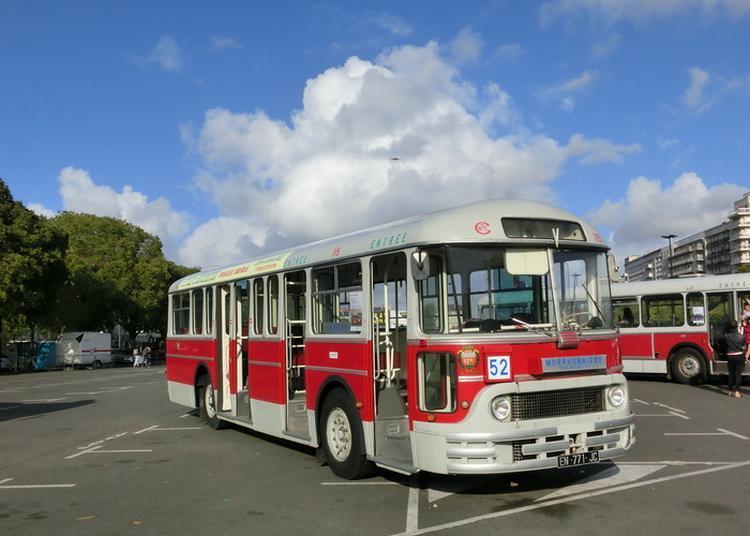 Exposition De Bus Historiques à Nantes