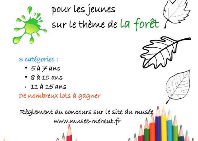 Exposition De Dessins D'enfants Sur La Forêt à Lamballe