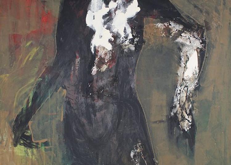 Exposition de François Rieux à Rompon
