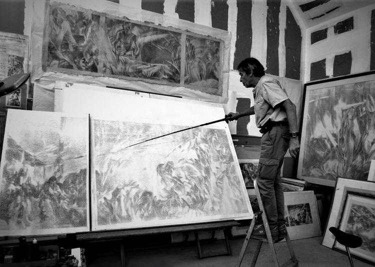 Exposition De L'artiste Renaud Archambault De Beaune à La Ferte Milon