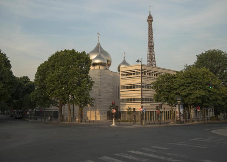 Exposition De La Fondation Ivan Glazounov à Paris 7ème