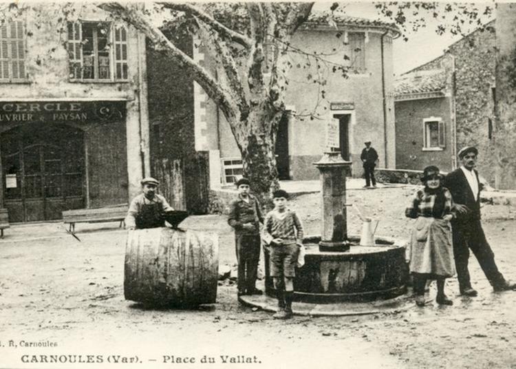 Exposition De « Rues » à Carnoules