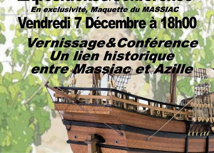 Exposition de maquettes de bateaux à Azille