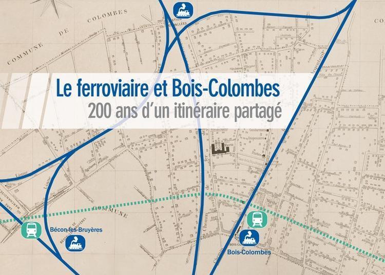 Exposition De Paris-saint-germain-en-laye Au Grand Paris Express à Bois Colombes