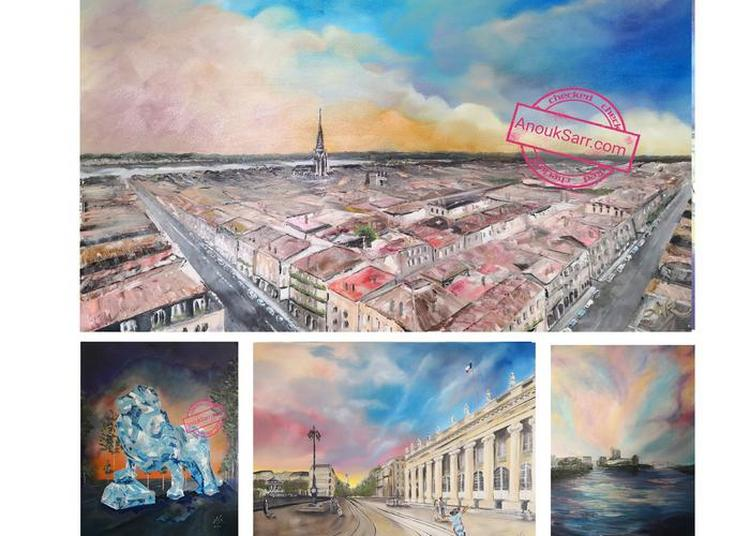 Exposition De Peinture à Bordeaux