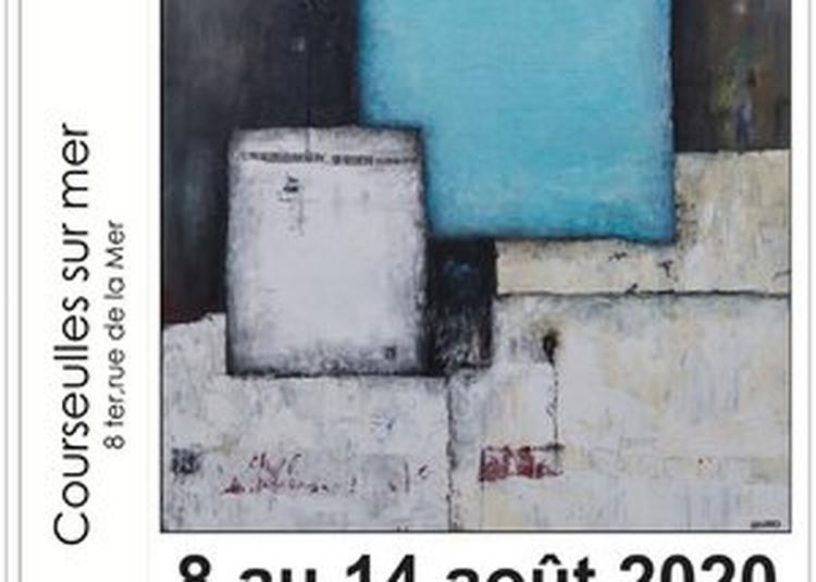 Exposition de peinture: Betty Guzzo à Courseulles sur Mer