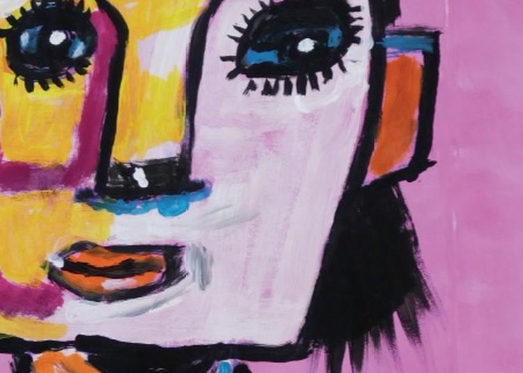 Exposition De Peinture « Mes Icônes, Mes Couleurs Regards Uniques » à Chatuzange le Goubet