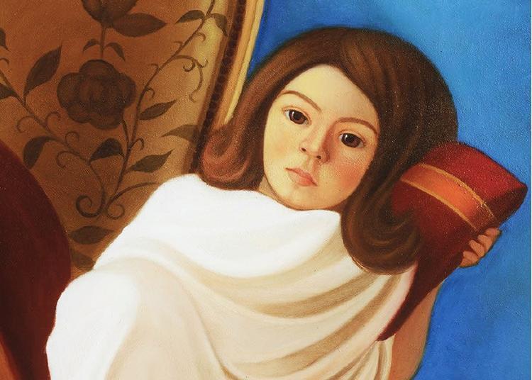 Exposition de peinture - Paolo Perfranceschi à Fresselines