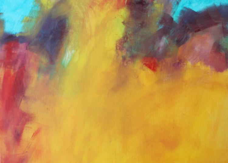 Exposition de peintures à Penne d'Agenais