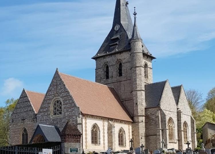 Exposition De Peintures à L'église De Longeuil à Longueil
