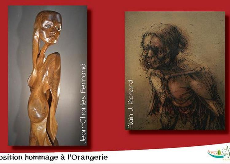 Exposition De Peintures Et De Sculptures à La Mothe saint Heray