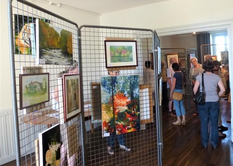 Exposition De Peintures, Sculptures Et Gravures à Nouic