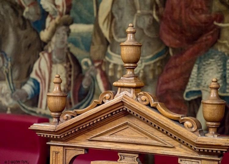 Exposition De Photos Et Peintures Et Visite Libre De La Salle D'audience Du Palais De Justice D'aurillac. à Aurillac