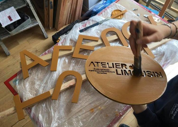 Exposition De Prototypes : L'atelier Du Limousin à Villefavard