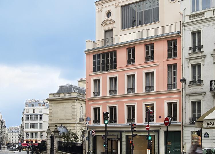 Exposition de rentrée à la Fondation Taylor : Nora Douady, Pierre-Jean Chabert et Boris Garanger à Paris 9ème
