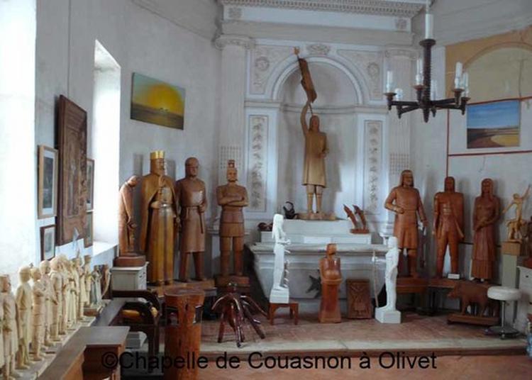 Exposition De Sculptures à Olivet