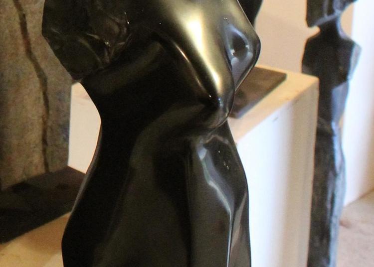 Exposition De Sculptures De Claude Bertrand à Coulonges sur l'Autize