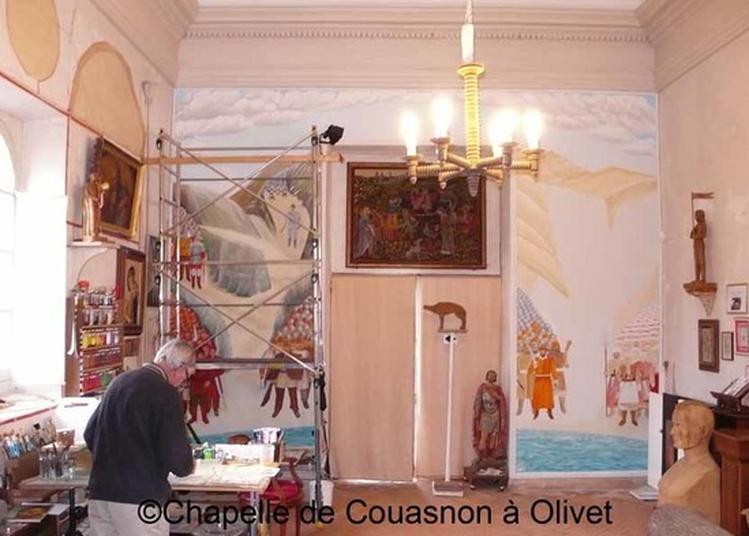 Exposition De Sculptures Et De Modelages à Olivet