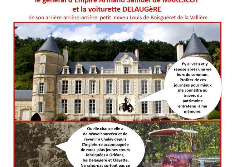 Exposition Delaugère Et Clayette à Montoire sur le Loir