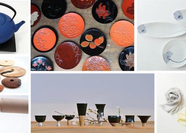 Densan : L'excellence De L'artisanat Japonais Dans Toute Sa Diversité à Paris 1er