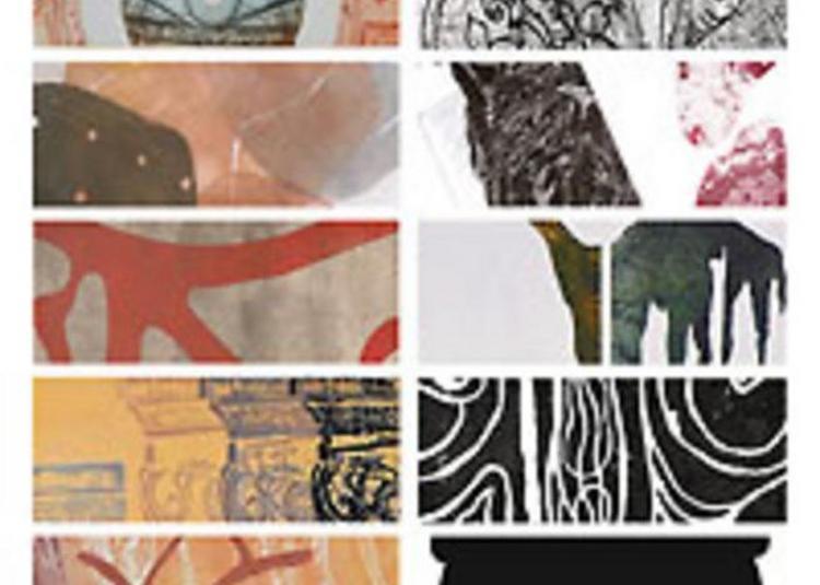 Exposition Des Artistes De L'empreinte à Lyon