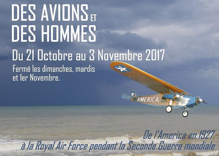 Exposition Des avions et des hommes à Ver sur Mer