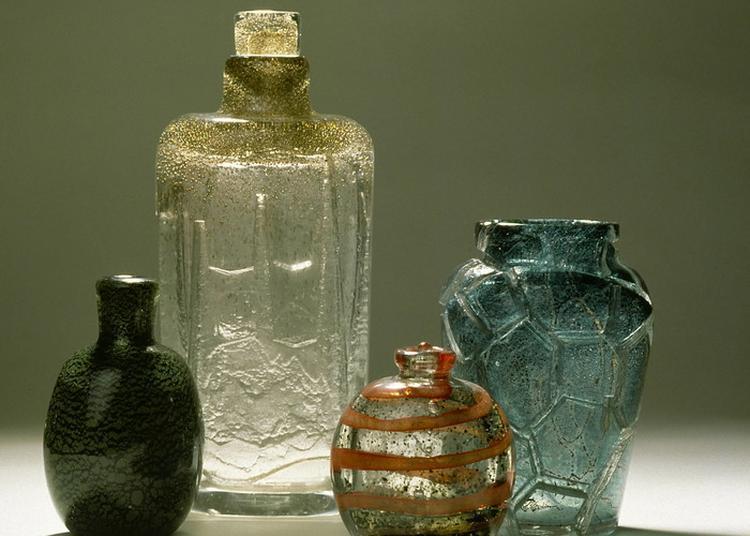 Exposition Des Chefs D'oeuvre De L'art Du Verre Et De La Céramique De La Donation Lévy à Troyes
