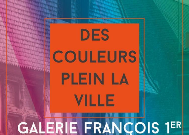 Exposition des couleurs plein la ville à Aubigny sur Nere
