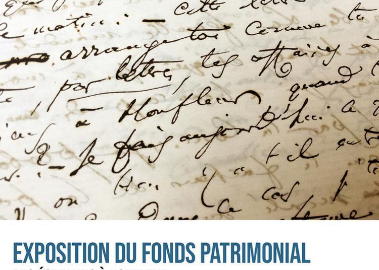 Exposition : Des écrivains à Honfleur: Alphonse Allais, Lucie Delarue-mardrus,  Stéphane Mallarmé...