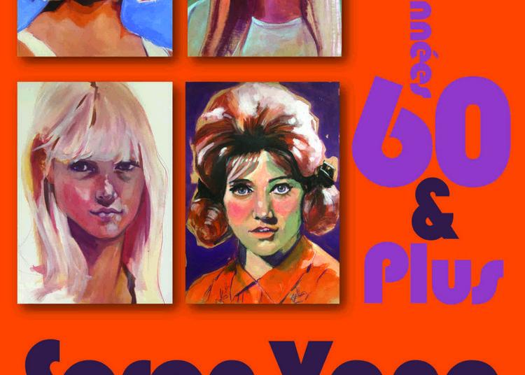 Exposition des femmes des années 60 et + à Toulouse