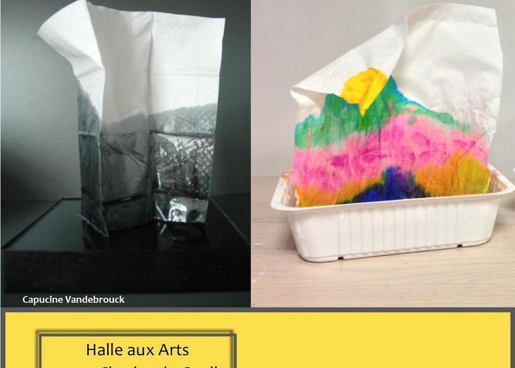 Oeuvres De L'atothèque De L'ascap Et Créations Des Écoles De St Vit à Saint Vit