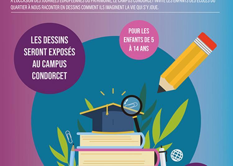 Exposition - Dessine-moi Un Campus à Aubervilliers